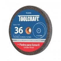 Piedra Para Esmeril 6 X 1 Toolcraft