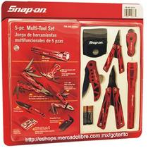 Snap-on Multi Herramientas Tool Set 5 Pz. / No Victorinox