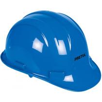 Casco De Seguridad Con Ajuste De Banda Azul Pretul 25039