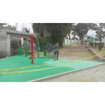 Pisos De Caucho Amortiguantes Para Areas De Juegos Infantil