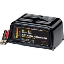 Cargador De Baterias De 6 Y 12 V Practico Y Portatil Cm-2632