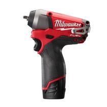 Llave De Impacto M12 Fuel 1/4 Milwaukee Garantía De 5 Años