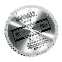 Cuchilla Sierra Circular Plástico Carburo Combinación Dewalt