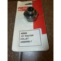 Collet Porter Cable 1/4 Pulg. No Bosch O Dewalt