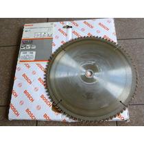 Bosch Disco. 10 Pulg. 80 Dientes,multimaterial.