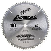 Circular Saw Blade Madera Carbide Metal Cutting Milwaukee