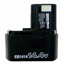 Batería Hitachi 327-367 Eb1414s 14.4 Volt Nicd 1.4 Ah