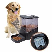 Alimentador Automatico Control De Porcion Perro Gato Eb1