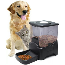Alimentador Automatico Control De Porcion Perro Gato M3