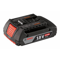 Bateria Bosch Para Herramientas Inalambricas De 18v - 2.0 Ah