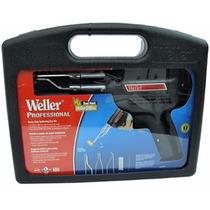 Cautín Pistola Multiusos Profesional Weller 550 Estuche Ext