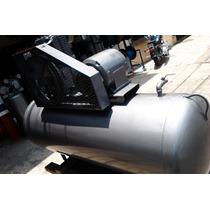 Compresor Roger´s 5hp Trifasico 220 Y 440 Con Cabezal Nuevo
