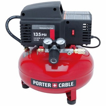 Compresora De Aire Portatil Porter Cable 3.5 Galones 135psi