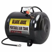 Tanque De Aire Black Jack Portatil De 7 Galones 125 Psi