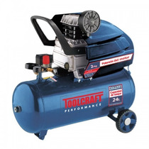 Compresor De Aire 2.5 Hp Toolcraft
