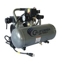 Compresor Ultra Silencioso Profesional Un Tanque 1/2 Hp