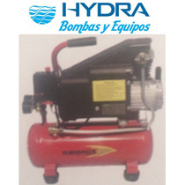 Compresor Con Motor Acoplado 1 Hp