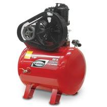 Compresor De Aire Lubricado 5 Hp 300 L Evans Oferta