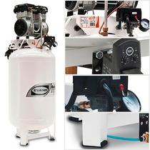 Compresor Libre De Aceite 1 Hp 90 Lts. Meses Sin Intereses