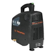 Compresor Portatil Autolubricado 1.5hp Mca Truper Oferta