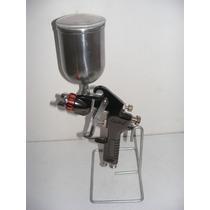 Pistola De Gravedad Vaso De Aluminio De 400 Cc Goni Mod. 302