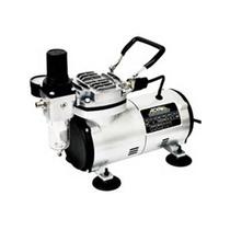 Mini Compresor Para Pincel De Aire 1/8hp Adir