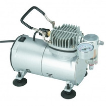 Mini Compresora Para Pincel Aerografo Cm-3253