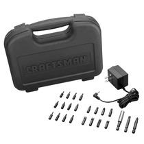 Craftsman® Desarmador Inalambrico 7.2v Con Kit De Accesorios