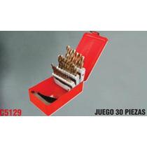 Oferta Juego De Brocas De Acero Alta Velocidad 29 Pzs Urrea