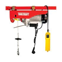 Polipasto Tc3415 Electrico 300 / 600 Kg Toolcraft