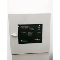 Tablero Automatico Para Planta De Emergencia A/eléctrico