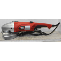 Esmeriladora Angular De 9 Profesional Black And Decker Kg20