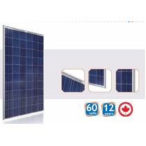 Panel Solar Silfab 255w