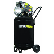 Compresor 2.5 Hp 21 Gal 125 Psi Central Pneumatic Msi Hf1