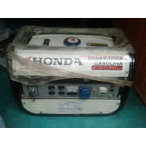Generador De Luz Honda 20hp 6500w