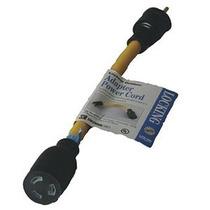 Coleman Cable 09020 Generador 12/3 9 Pulgadas Del Cable Adap