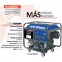 Generador 12500 W 12.5 Kw Uso Rudo 22hp