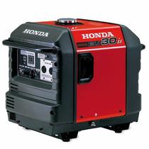 Generador Portatil Gx160 163cc120v 3.0kva Eu30i Honda