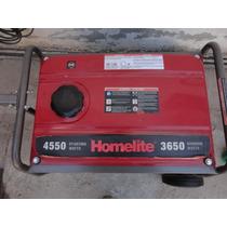 Generador Electrico A Gasolina