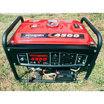 Generador 4500 Watts Coleman Poweren