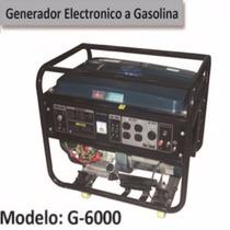 Generador Eléctrico 6 500 Watts 13 Hp Oakland Hsdemexico