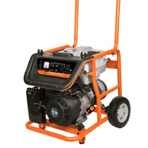 Oferta Generador Electrico A Gasolina 5500 W Truper Planta