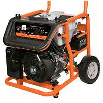 Oferta Generador Electrico A Gasolina 8000 W Truper Planta
