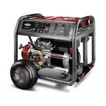 Generador Portable Briggs&stratton 5000 Watt C/ Cuenta Horas