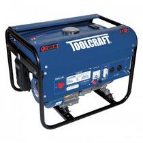 Generador De Luz 2500 W 5.5 Hp Toolcraft