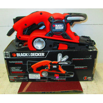 Lijadora De Banda Black And Decker Ds321 Linea Pro