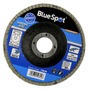 Lijar Disc - 80 Grit Óxido De Aluminio De La Aleta Blue Spot