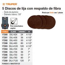Disco De Lija 7 Grano 120