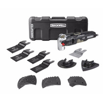Sierra Renovator Oscilante Rockwell Rk5141k 4.0 Amp 34 Pzas