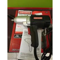 Craftsman Llave De Impacto 1/2 Electrica